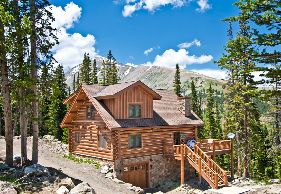 Quandary village sub homes for sale in breckenridge co for Real estate cabins for sale