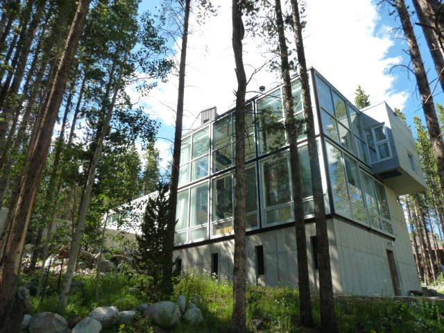 Modern Colorado Mountain Ski Home In Breckenridge Real