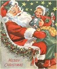 Visit Santa in River Run Keystone Colorado December 20-24, 2012