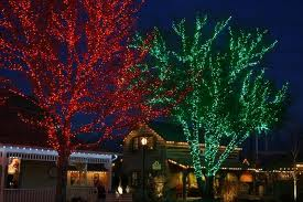 Festival of Lights in Dillon Colorado December 21, 2012
