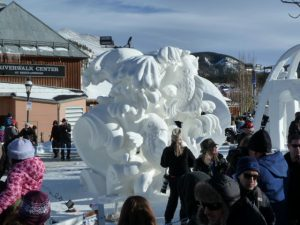 23rd Annual Breckenridge Snow Sculpture Championship 2013