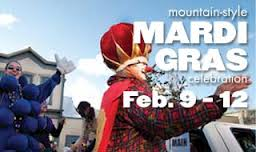 Celebrate Mardi Gras 2013 in Breckenridge Colorado