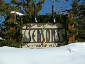 The Seasons at Keystone Townhomes in Keystone Colorado Real Estate