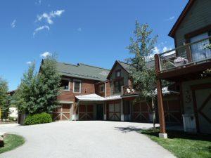 Main Street Junction Breckenridge Townhomes in Breckenridge Real Estate