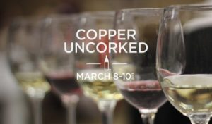 Copper Mountain Uncorked Winter Wining & Dining 2013