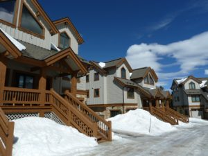 Ski In Ski Out Breckenridge Real Estate at Saddlewood Condo