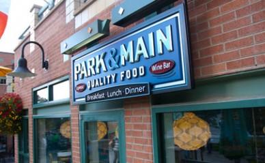 Park & Main Quality Food in Breckenridge Colorado