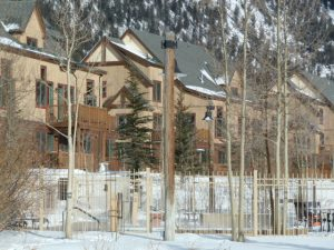 Red Hawk Lodge River Run Condos in Keystone Colorado Real Estate
