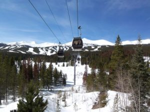 Breckenridge Ski Resort Snow Conditions January 2014