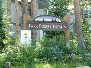 Breckenridge Homes For Sale in Park Forest Estates