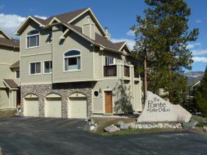 Frisco Colorado Real Estate For Sale in Pointe at Lake Dillon