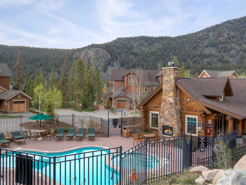 Keystone colorado real estate settlers creek townhomes for for Cabine in keystone colorado