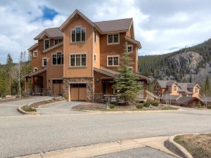 Keystone Colorado Real Estate Settlers Creek Townhomes For Sale