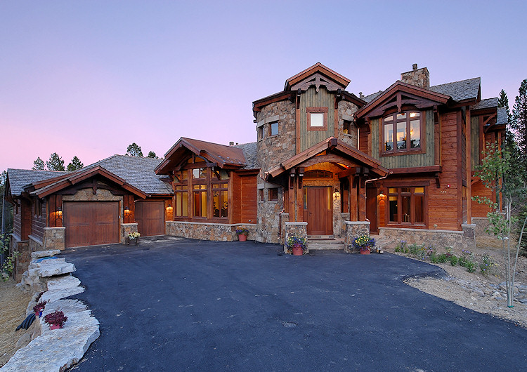 Timber trail ski homes for sale in breckenridge co real for Most expensive homes in colorado