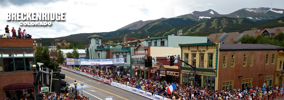 USA Pro Cycling Challenge Comes to Breckenridge Colorado August 20-21, 2013