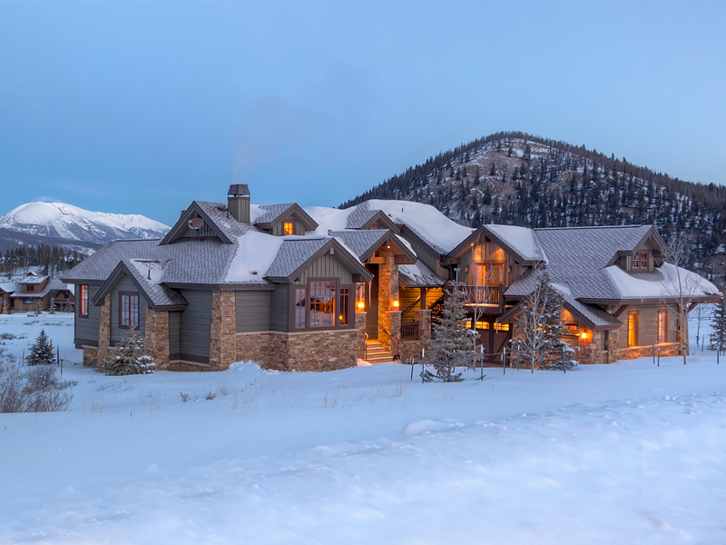 Highlands at breckenridge colorado homes for sale for Colorado country homes