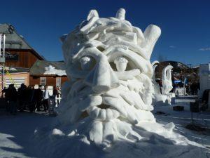 Breckenridge International Snow Sculpture Championships 2014