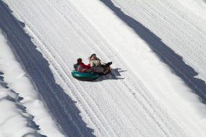 Keystone Adventure Point Tubing Hill