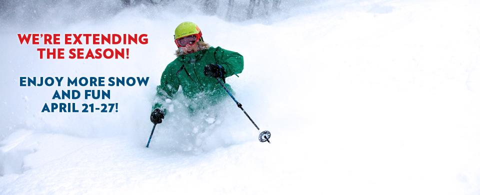 Breckenridge Ski Resort Extends Ski Season to April 27, 2014