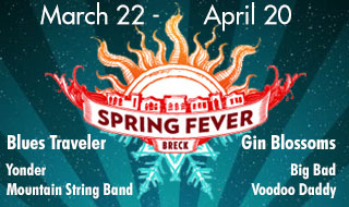 Breckenridge CO Spring Fever March 22 - April 20, 2014