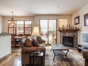 43 Linden Lane Highland Greens Townhome For Sale in Breckenridge Real Estate