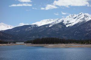 Lake Dillon May 2014