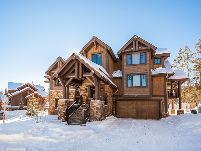 Breckenridge Luxury Homes Avie Home