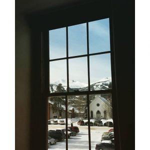 Breckenridge Library View of the Breckenridge Ski Area