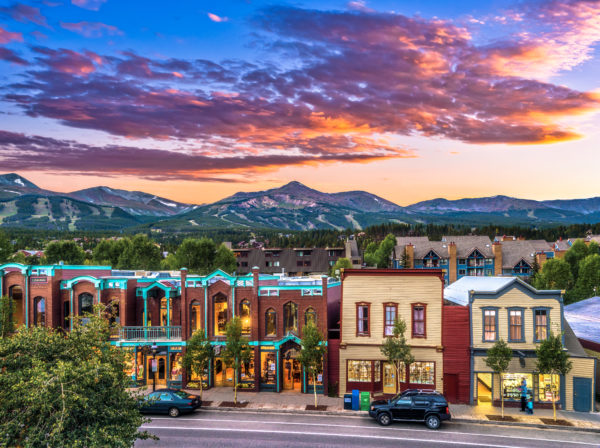 Breckenridge Real Estate Market Report - April 2016