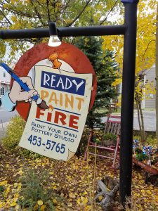 ready paint fire