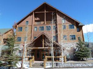 Arapahoe Lodge Condo Keystone