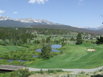 Highlands at Breckenridge Golf Course